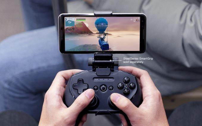Quand le portable se transforme en mobile gaming2